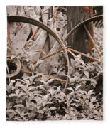 Time Forgotten Fleece Blanket