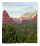 Timeless Sedona Fleece Blanket