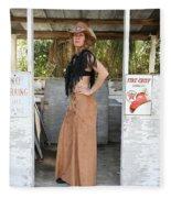 Tina Loy 580 Fleece Blanket