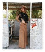 Tina Loy 637 Fleece Blanket