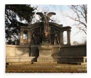 Titanic Engineers Memorial Fleece Blanket