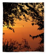 Tn Sunrise Fleece Blanket