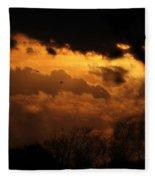 Tn Sunset Nov-11 Fleece Blanket