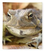 Toad Fleece Blanket