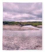 Topsail Serenity  Fleece Blanket