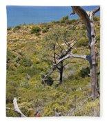 Torry Pines Sentinal Fleece Blanket