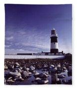 Tory Island, County Donegal, Ireland Fleece Blanket