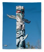 Totem  Fleece Blanket