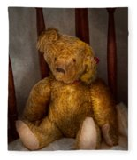 Toy - Teddy Bear - My Teddy Bear  Fleece Blanket