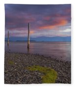 Trestle Creek Shore Fleece Blanket