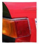 Triumph Tr6 Tail Light Fleece Blanket