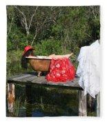 Tubs 013 Fleece Blanket
