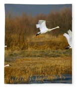 Tundra Flight Fleece Blanket