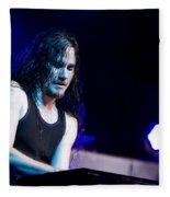 Tuomas Holopainen - Nightwish  Fleece Blanket