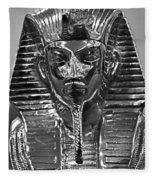 Tutankhamun Fleece Blanket