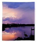 Two Strikes Fleece Blanket