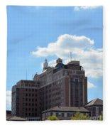 Uab Hillman Fleece Blanket