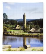 Ulster History Park, Omagh, County Fleece Blanket