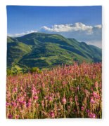 Umbria Fleece Blanket