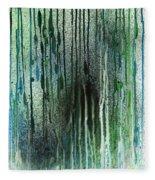 Underwater Forest Fleece Blanket