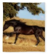 Uphilll Gallop Fleece Blanket