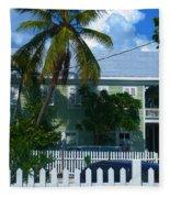 Urban Key West  Fleece Blanket