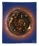 Urban Planet Fleece Blanket
