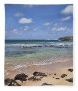 Vacation Destination Fleece Blanket