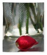 Valentine's Wishes Fleece Blanket