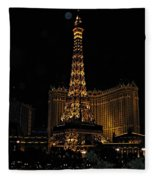 Vegas Fleece Blanket