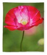 Velvet Petals Fleece Blanket