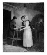 Vendramini: London, 1795 Fleece Blanket