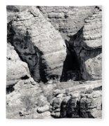 Vermilion Cliffs II Fleece Blanket