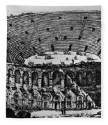 Verona: Amphitheater Fleece Blanket