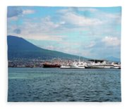 Vesuvio Fleece Blanket