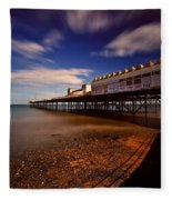 Victoria Pier Fleece Blanket
