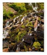 Vidae Falls Fleece Blanket