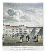 Vienna, 1823 Fleece Blanket