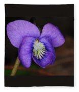 Viola Fleece Blanket