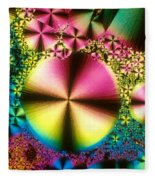 Vitamin B1 Crystal Fleece Blanket