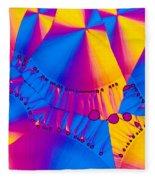 Vitamin B6 Crystal Fleece Blanket