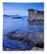 Volcanic Reef Fleece Blanket