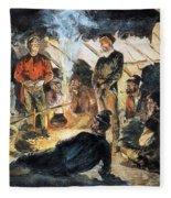 Voyageurs Fleece Blanket