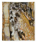 Vuillard: Paris, 1908 Fleece Blanket