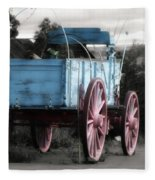 Wagon Ho Fleece Blanket