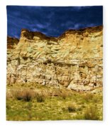 Wahweap Cliff Fleece Blanket