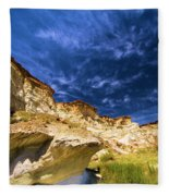 Wahweap Hoodoo Trail Fleece Blanket