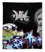 Wall Art 1 Fleece Blanket
