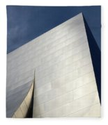 Walt Disney Concert Hall 5 Fleece Blanket