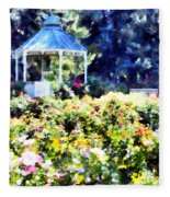War Memorial Rose Garden  3 Fleece Blanket